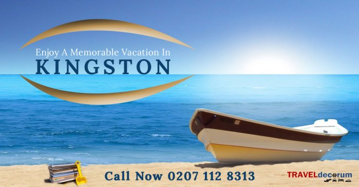 Book flights from London to Kingston Jamaica, Call 0207-112-8313