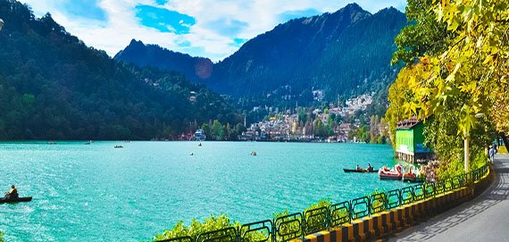 Book your Nainital Tour Package from Delhi at your Budget