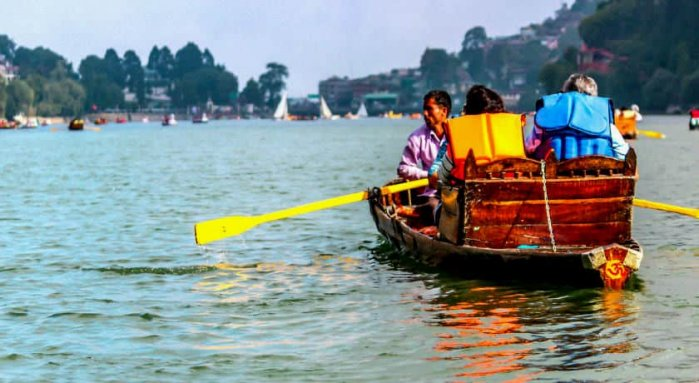 Get Nainital Corbett Tour Package from Delhi