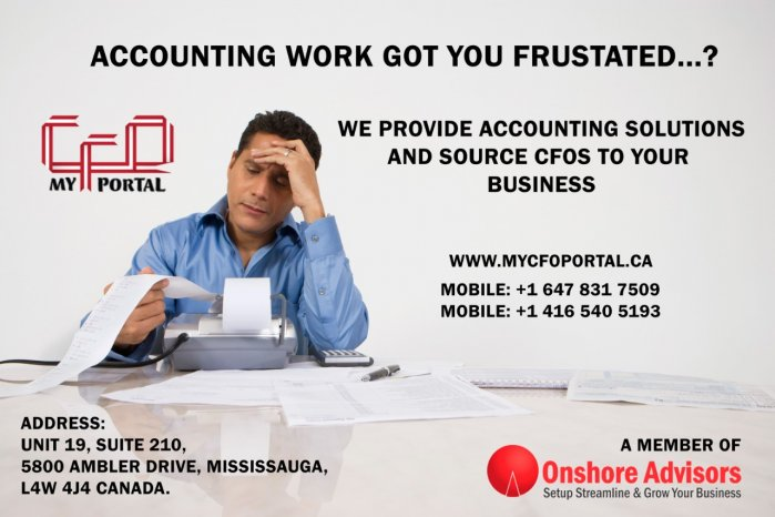 ACCOUNTING SOLUTIONS AND Bookkeeping Services Mississauga