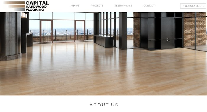 Capital Hardwood Flooring