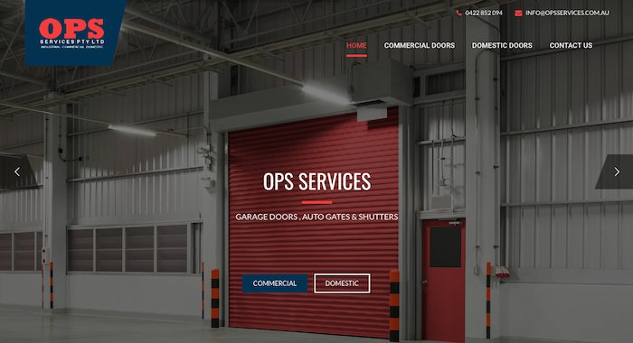 OPS Services Pty Ltd