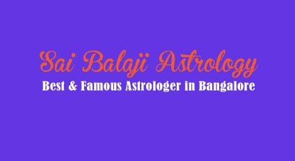Best AstrologerS in Bangalore