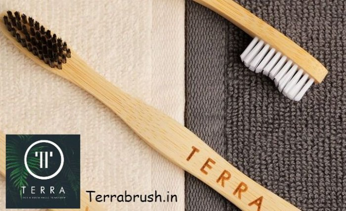 Online Bamboo Toothbrush in India