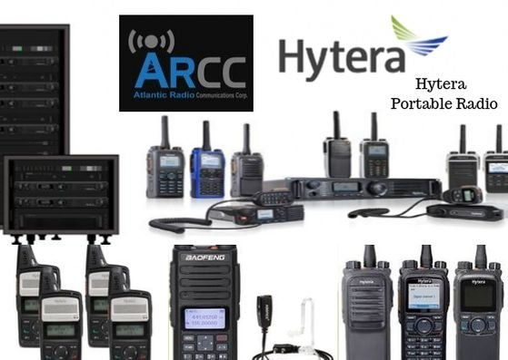 Atlantic Radio Communications - Hytera Portable Radio
