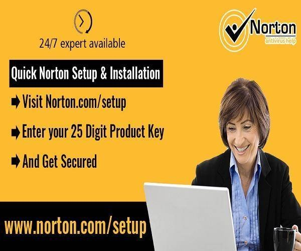 Norton.com/Setup - Steps to install norton product