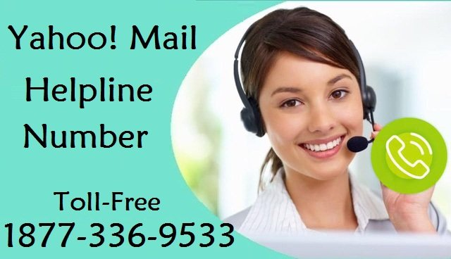 Yahoo Mail Help Number 1877-336-9533