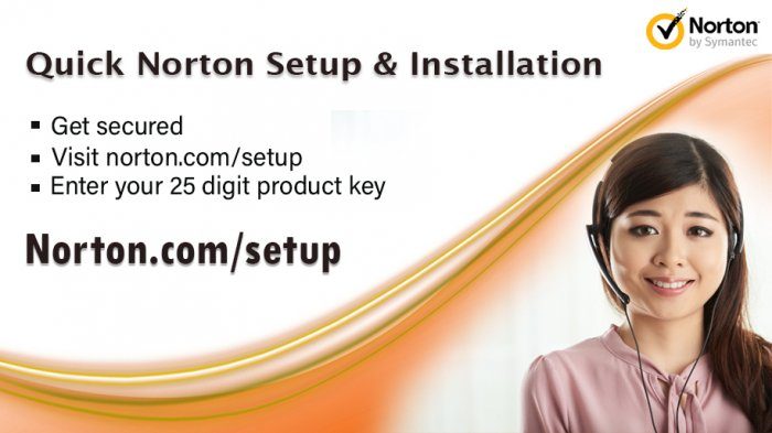 ENTER PRODUCT KEY | DOWNLOAD OR SETUP NORTON