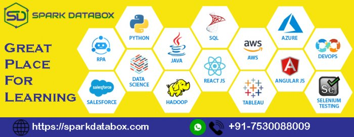Big Data Hadoop Training Online - Sparkdatabox