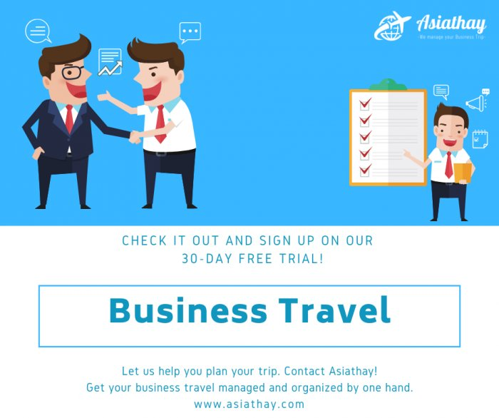 Save Time and Money in Your Business Trips