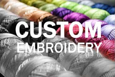 Get all the Effective Services of Embroidery in Omaha!
