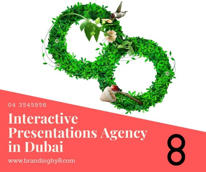Interactive Presentations Agency in Dubai - Branding By8