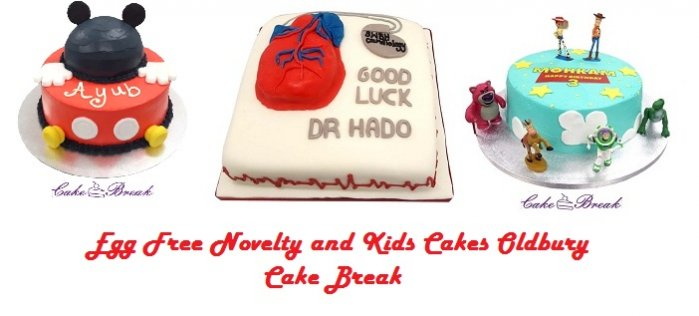 Novelty Birthday Cakes In Oldbury