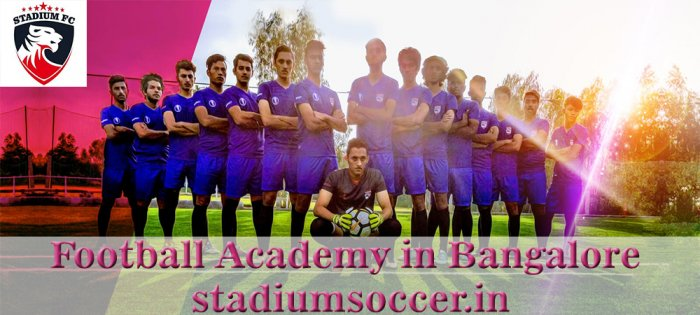 Best football training academy in Bangalore - Stadium soccer