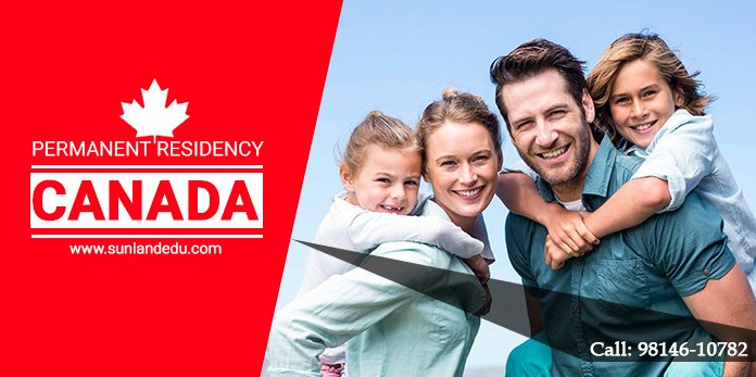 Canada PR | PR for Canada | Permanent Residency of Canada | Sunland