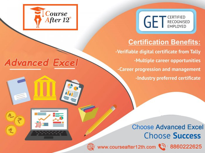 Best Excel Training in Delhi