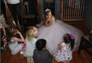 Aurora Entertainment, we make your Children's dreams come true!