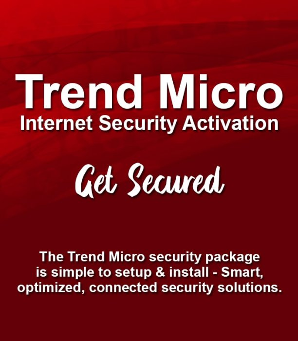 Trendmicro.com/Activation - Enter activation code - Trendmicro Activation