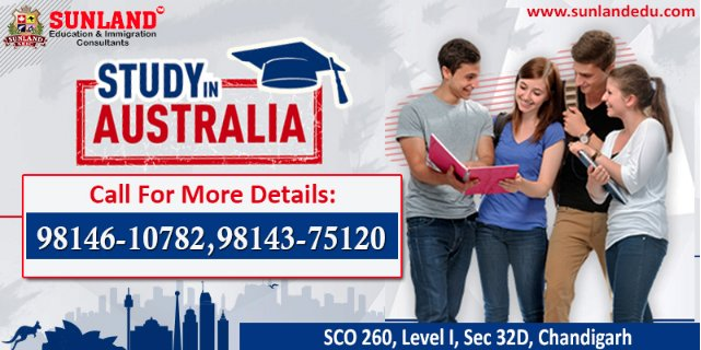 Looking For Study in Australia ! Sunlandedu