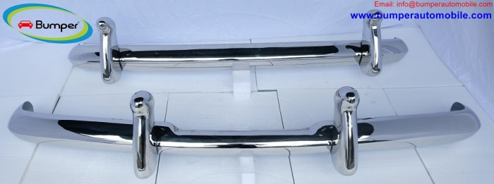 Rolls Royce Silver Cloud Bentley S1 S2 bumpers (1955-1962)