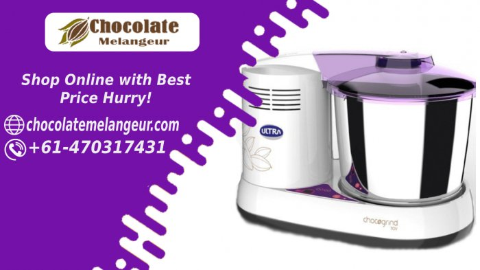 Buy Chocolate Melanger Refiner Factory Price Only