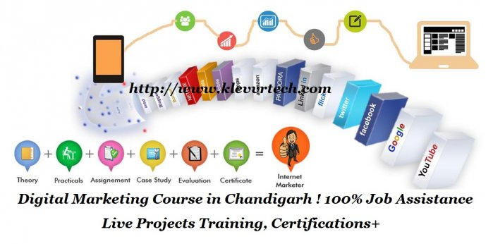 Digital Marketing Course in Chandigarh ! 100% Job Assistance