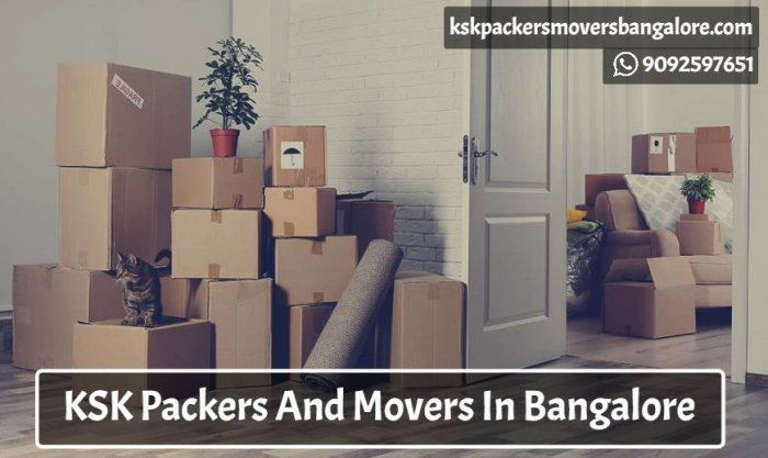 Trustable Packers And Movers In Bangalore