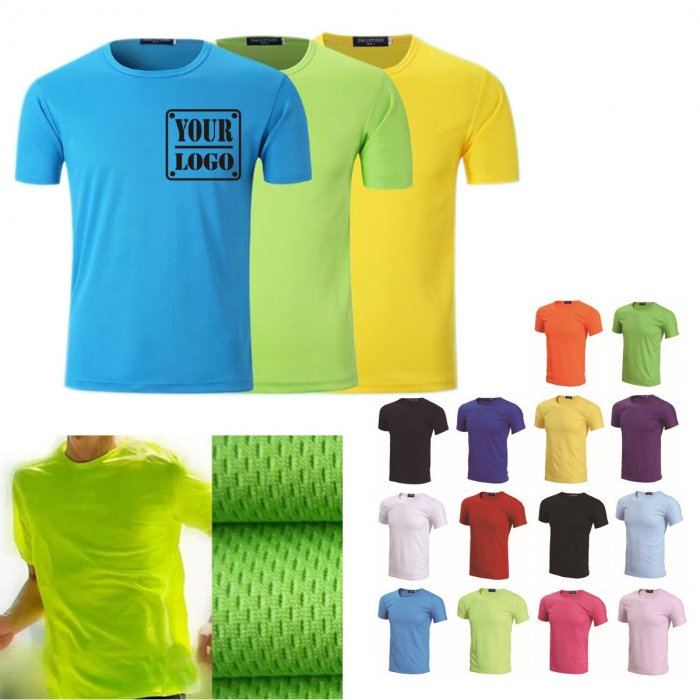 Custom printed T-shirts in Victoria, Canada