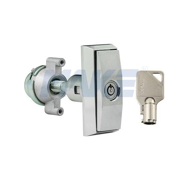 T handle cylinder core nut auto vending lock