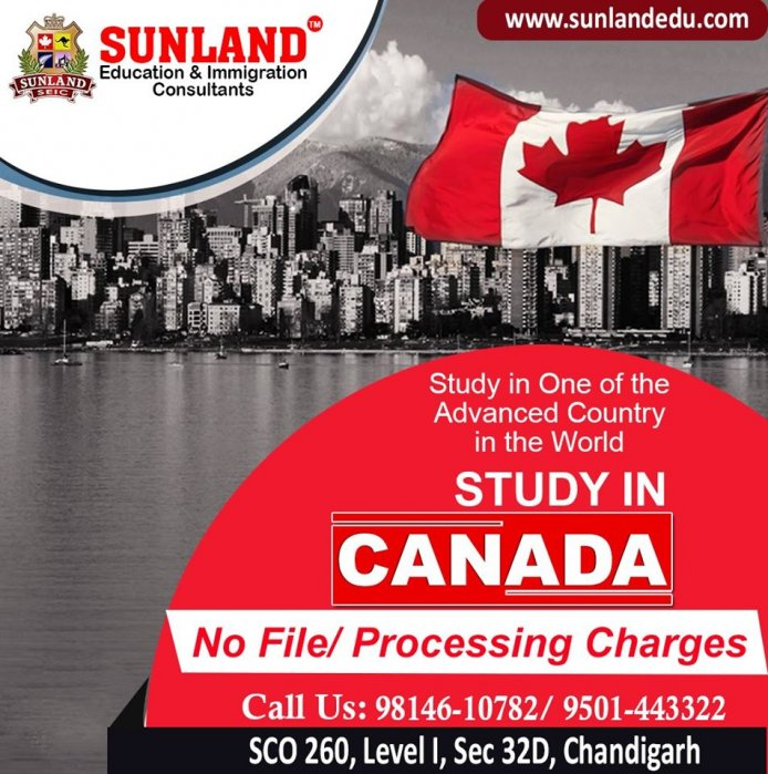 Apply for Study Visa for Canada | Best Study Visa Experts in Chandigarh