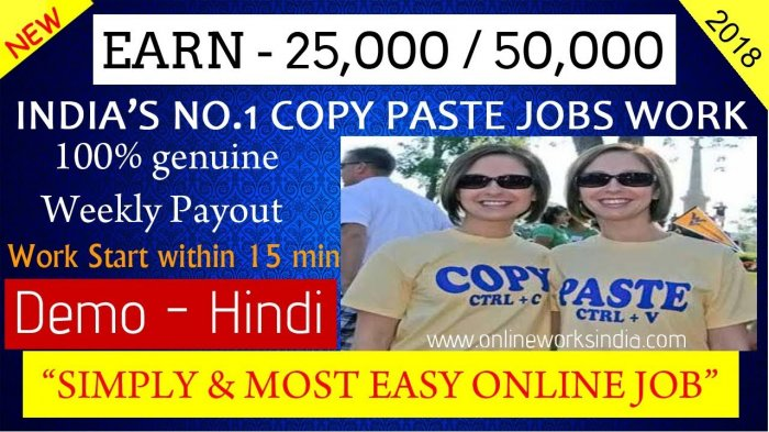 Part Time Jobs India