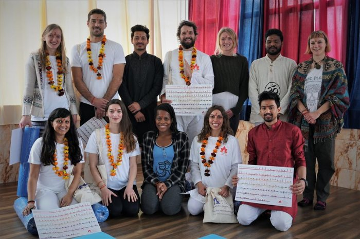 300 Hour Yoga Teacher Training Course 2020- Rishikesh Yogkulam