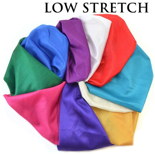 Low stretch aerial fabric for aerial hammock. Different colors available