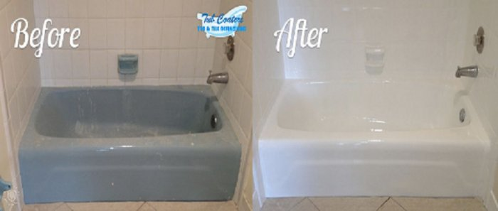Tub and Tile Reglazing Service Maryland