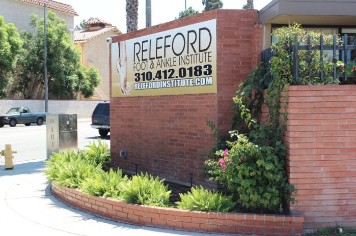 Releford Foot and Ankle Institute | The Best for Foot & Ankle