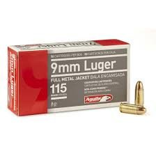Looking For 9mm Ammo