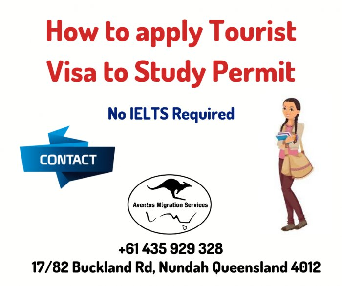 Convert Visitor Visa to Study Visa(Contact for refusal cases :+61 435 929 328 )