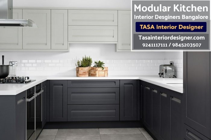 Modular Kitchen Manufacturers in Bangalore