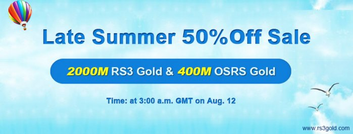 Can you Miss Up to 50% off rs 2007 gold as 2020 Late Summer Sale?