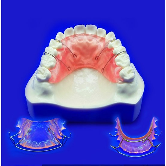 Maintain Your Smile With custom hawley retainer| iHome Dental