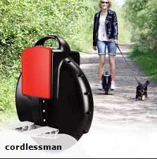 One Wheel Self Balancing Electric Unicycle Scooter
