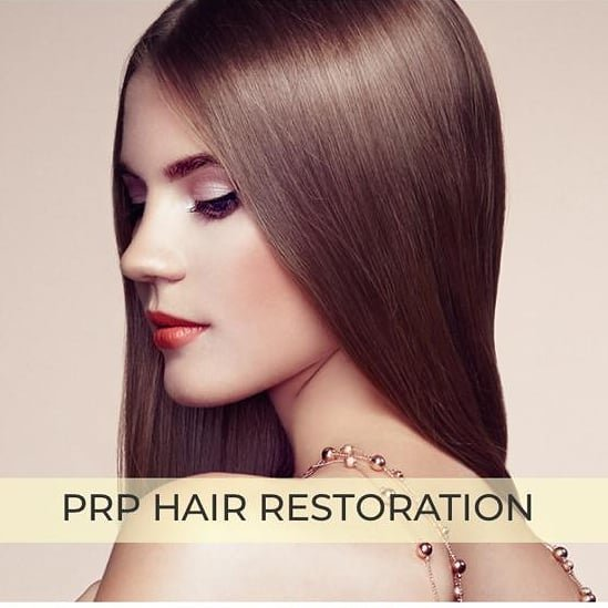 Effective Way To Tackle Hair Loss|PRP Hair Restoration|Oceana Holistic