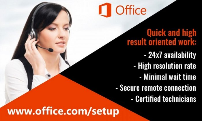 Office Setup - Enter Office Product Key - Office.com/setup