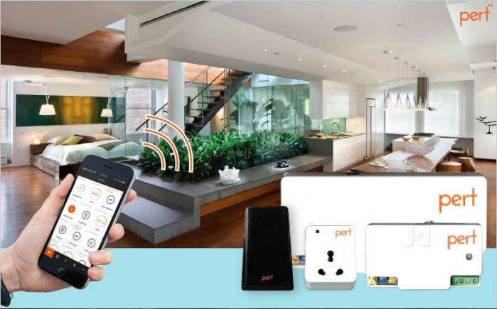 Pert Home Automation System