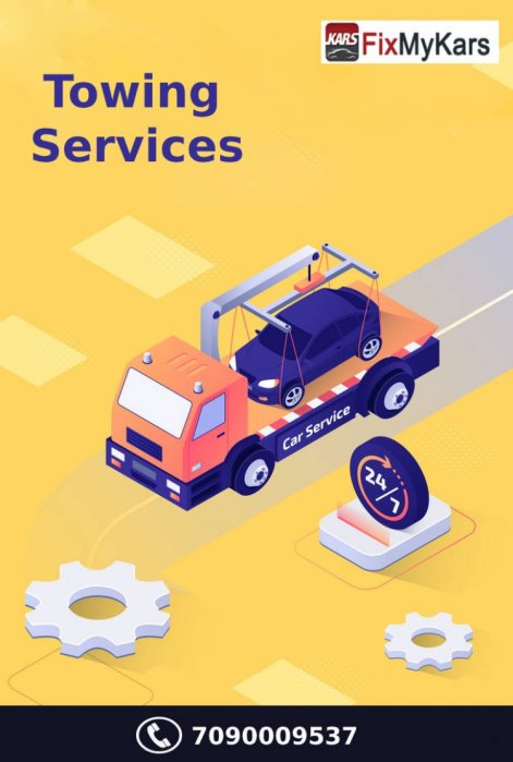 Car Towing Services in Bangalore - Best Car Repair Bangalore - fixmykars.com