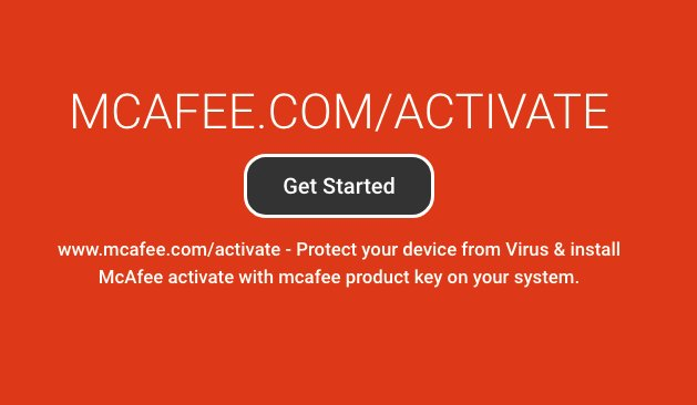McAfee.com/activate - Enter your 25-digit activation code - Download McAfee