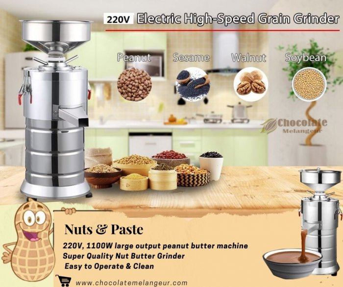 Offer Sale on  Peanut Butter Grinder Machine – Nut Butter Machine