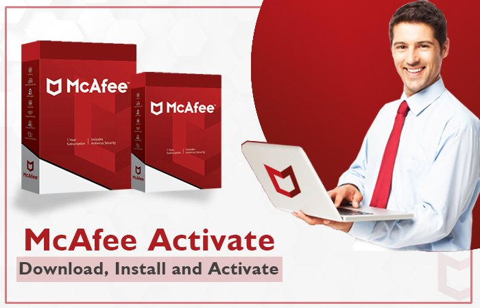 McAfee.com/activate - Download McAfee with activation code