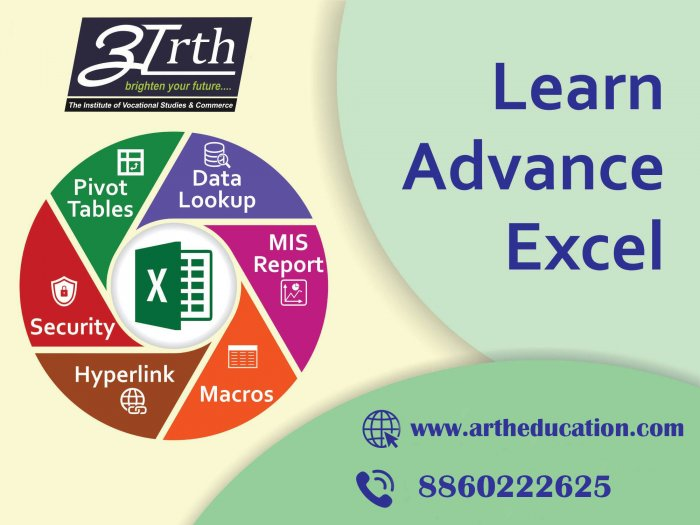 Best Excel Training Institute in Delhi
