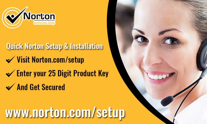 norton.com/setup - Enter a Product Key - Norton Setup